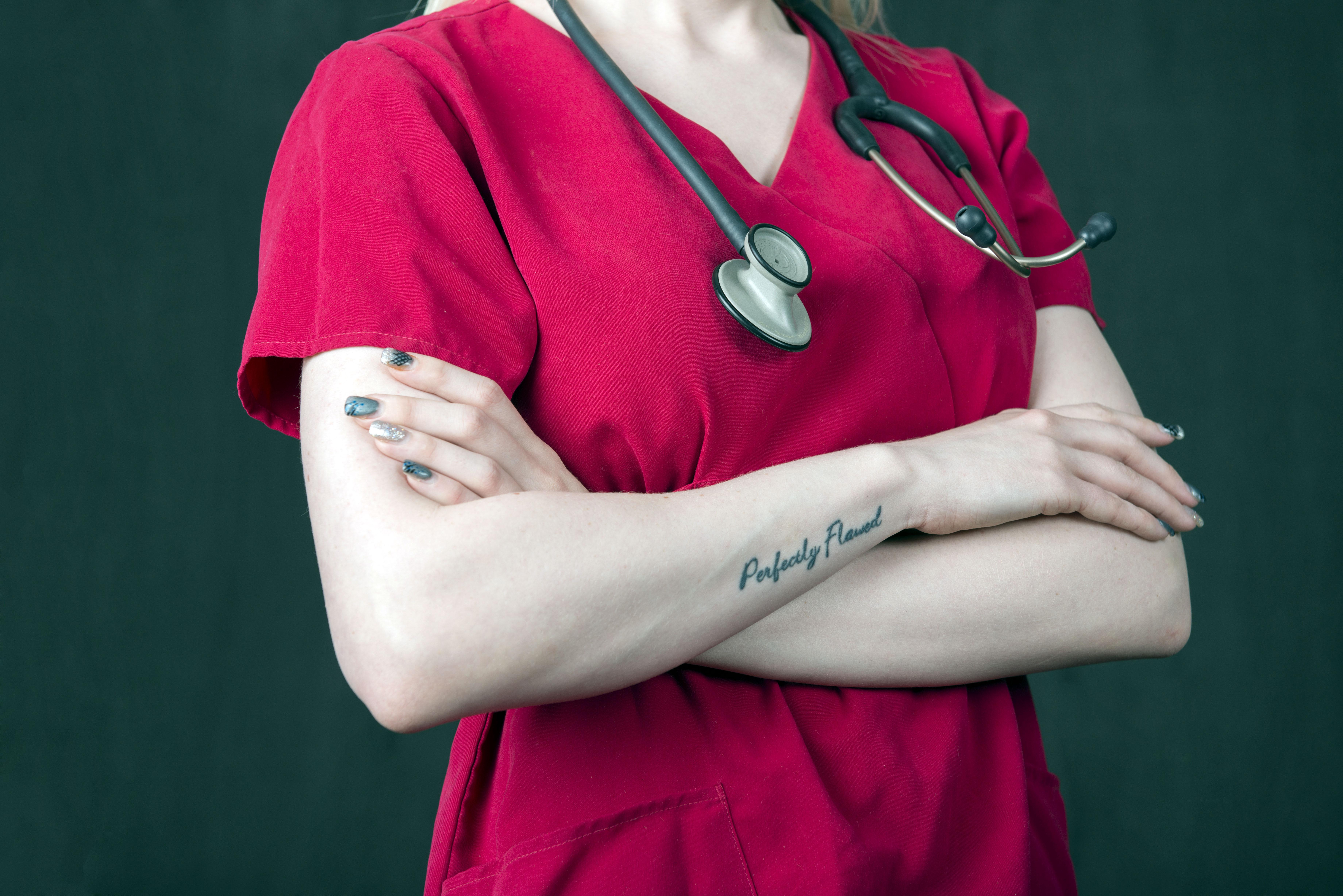 Careplans blog nurses tattoos piercings unprofessional or self nurses tattoos piercings unprofessional or self expression buycottarizona Choice Image